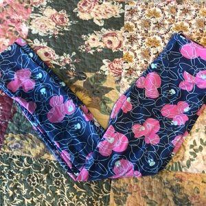 Disney LuLaRoe Minnie Mouse Leggings One Size